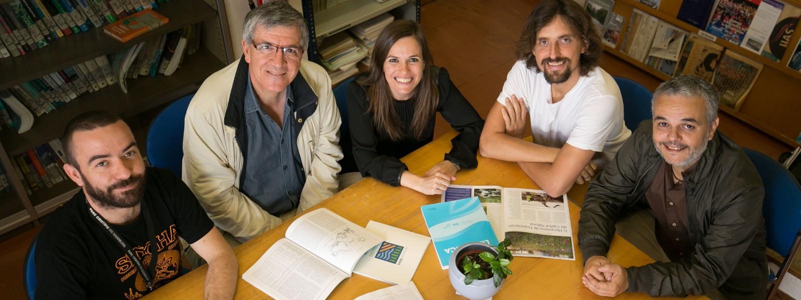 Nuria Bonada Caparrós / EN  ECOLOGÍA Y BIOLOGÍA DE LA CONSERV