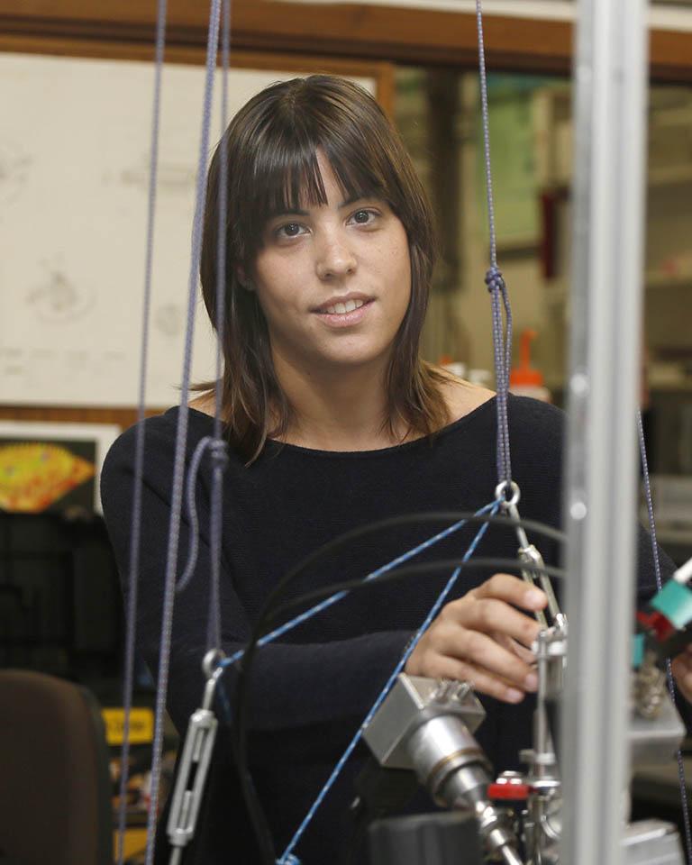 Isabel Guillamón, física de la UAM de Madrid.FOTO: KIKE PARA.