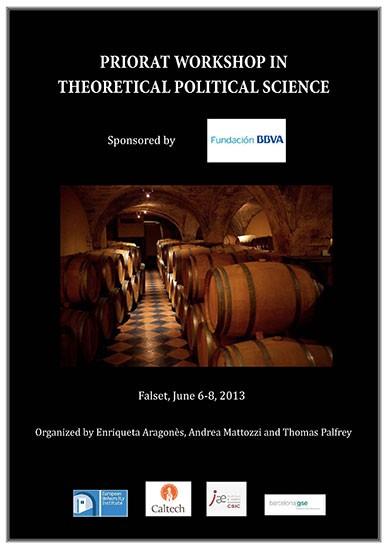 fbbva-priorat-workshop-theoretical-political-science