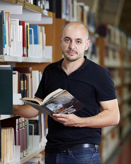 Maximiliano Fuentes Codera – Beca Fundacion BBVA Humanidades