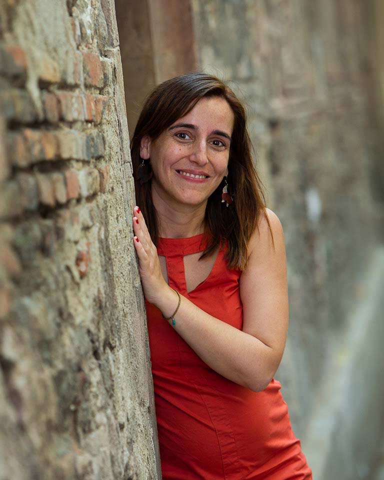 BARCELONA. 13/07/2018. BECA LEONARDO, INGENIERIA Y ARQUITECTURA. MARTA DOMENECH