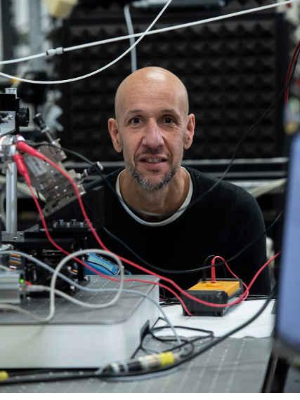 Francisco Javier Tamayo de Miguel, Premio Física, Innovación y Tecnología 2018
