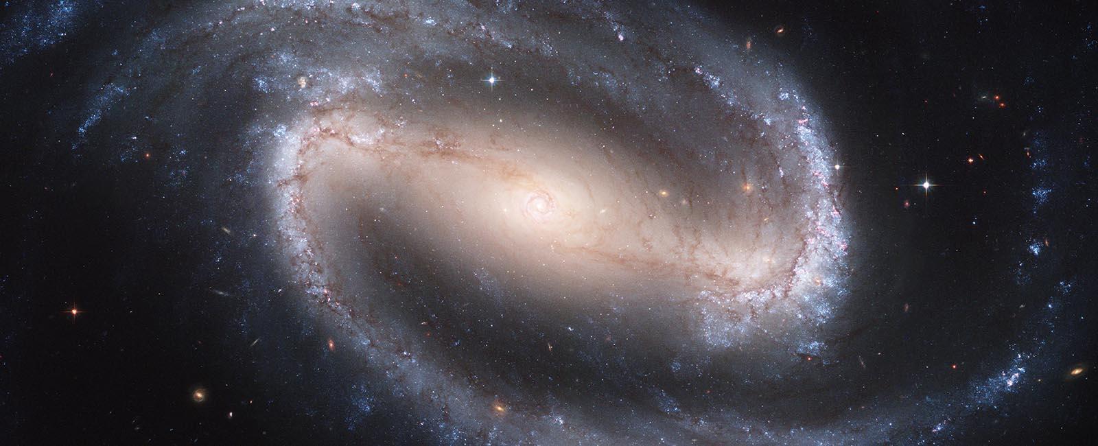 SPIRAL GALAXY NASA 1600×650