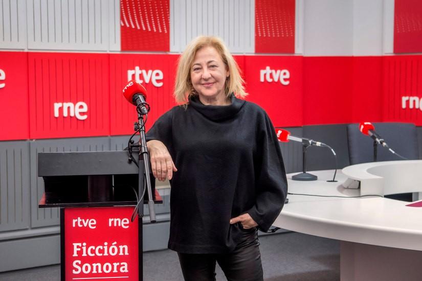 Carmen Machi. Radio Nacional estrena la ficción sonora 'Los santos inocentes', de Miguel Delibes, en colaboración con la Fundación BBVA