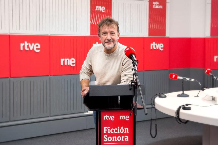 José Luis García Pérez. Radio Nacional estrena la ficción sonora 'Los santos inocentes', de Miguel Delibes, en colaboración con la Fundación BBVA